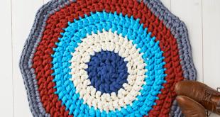 How-to-make-a-crochet-rug-Mollie-Makes