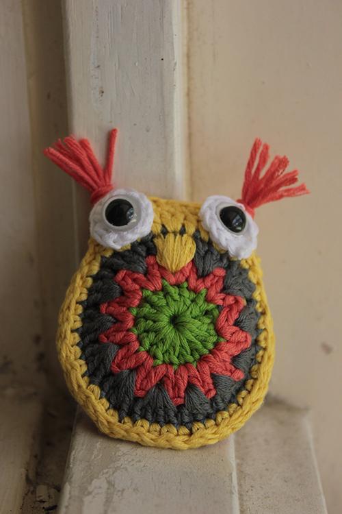 AMIGURUMI BÚHO FÁCIL | CrochetyAmigurumis.com