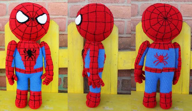 Digital Crochet Pattern ***** Iron Man 6-7