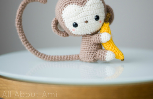 Amigurumi Tutorial Mono : MONO AMIGURUMI CrochetyAmigurumis.com