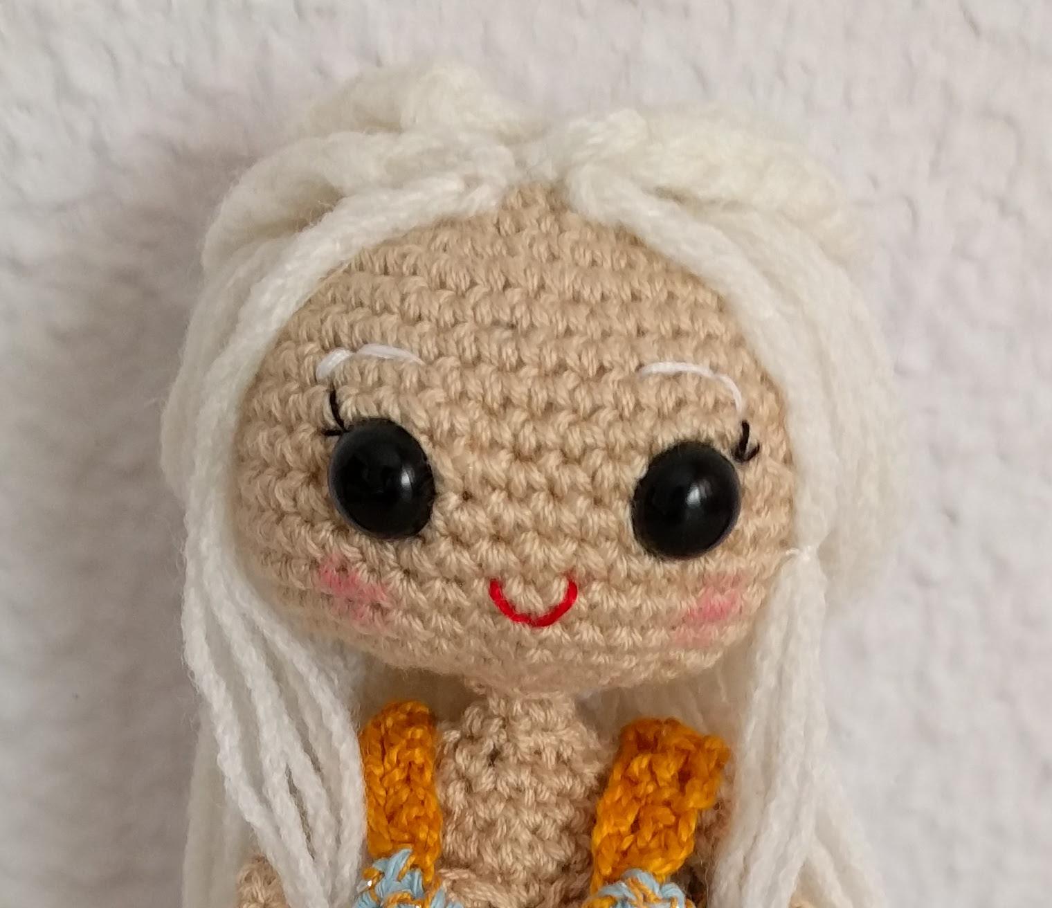 cara de Daenerys