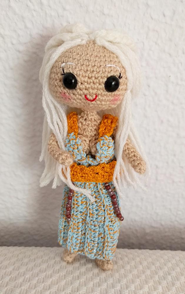 vestido de daenerys