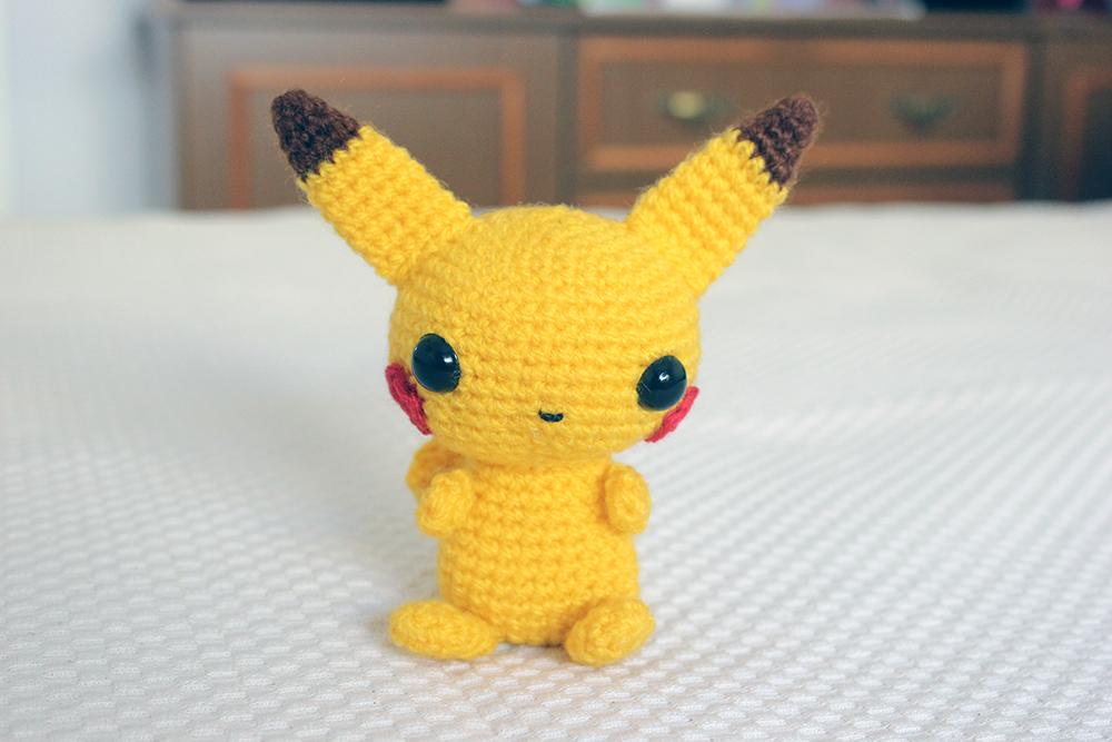 pikachu-amigurumi
