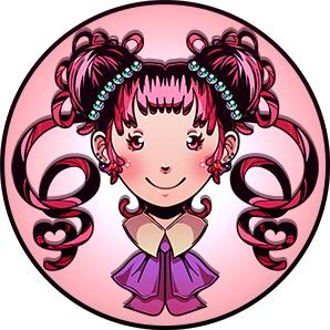 logo inma color icono