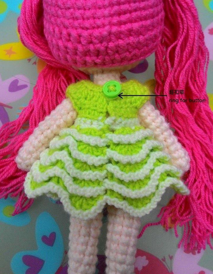 vestido-muñeca-amigurumi