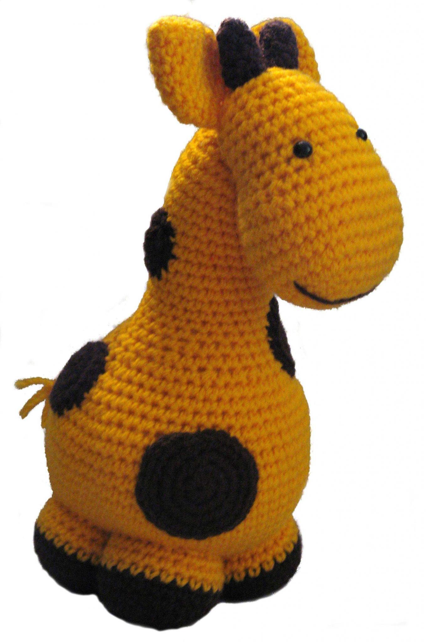 JIRAFA con corazón Amigurumi Crocheted peluche gran regalo o | Etsy | 2048x1359