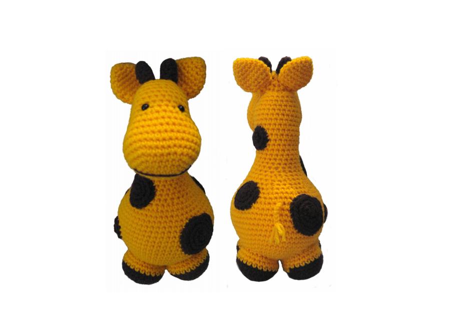 jirafa-amigurumi | Crochet y Amigurumis