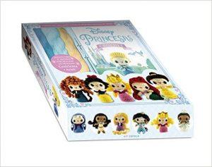 kit princesas disney amigurumi