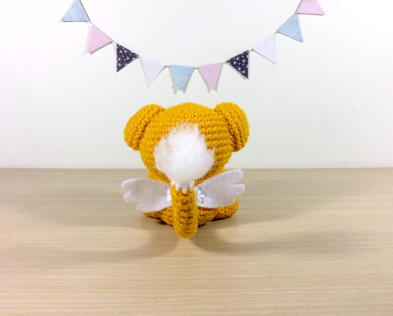 Keroberos patrón amigurumi | CrochetyAmigurumis.com