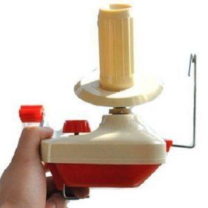 bobina para hacer ovillos