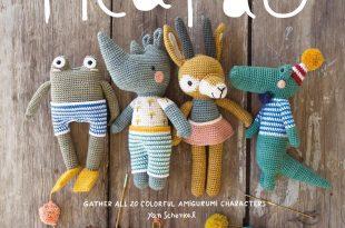 Libros De Amigurumis Gratis : MuÑeca de crochet crochetyamigurumis