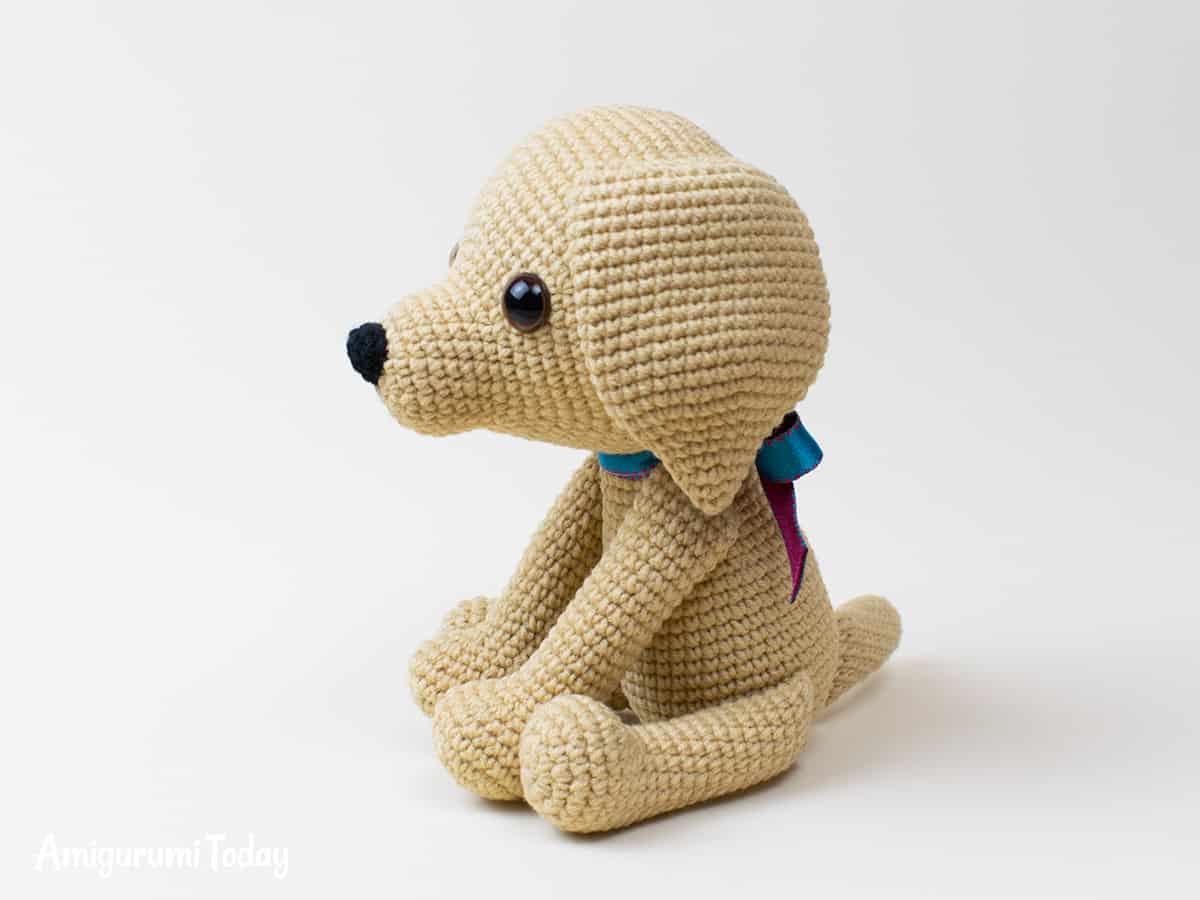 Amigurumi-Lucky-perro | Crochet y Amigurumis
