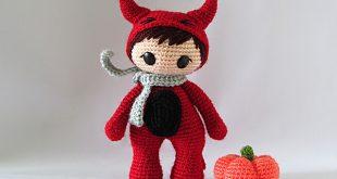 Diablillo de crochet