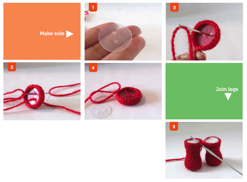 Diablillo de crochet   CrochetyAmigurumis.com