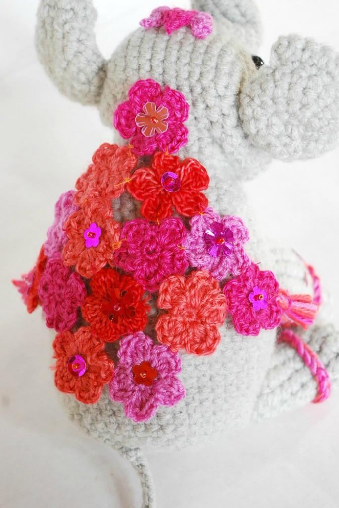 crochet elephant amigurumi - YouTube   1024x685