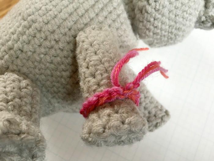 2000 Free Amigurumi Patterns: Free Elephant Crochet pattern ... | 525x700