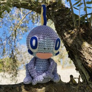 sobble crochet