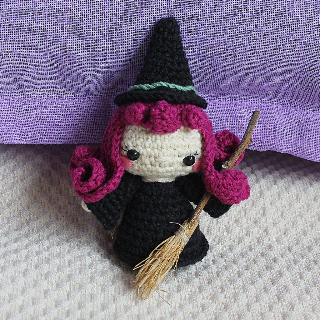 bruja de crochet
