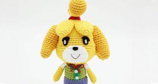 animal crossing crochet