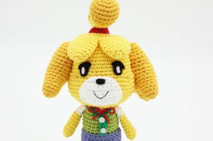 animal crossing crochet