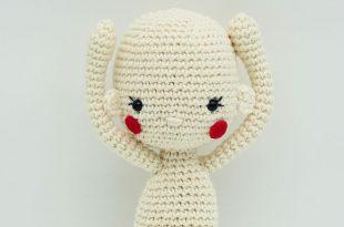 Micaela Crochet - Personaje de anime Kero ❤ Patron a la...   Facebook   205x310