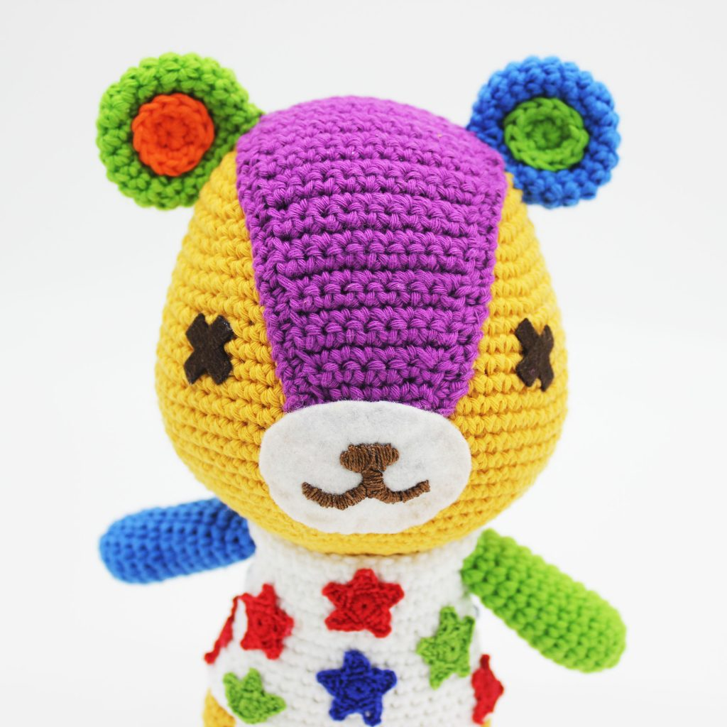 parches de animal crossing crochet