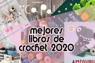 5 Mejores libros de patrones de crochet